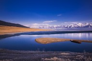 新疆赛里木湖风景图片(9张)