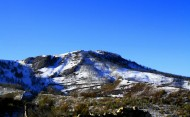 新疆昌吉奇台雪山风景图片(11张)