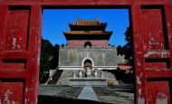 河北保定清西陵之泰陵风景图片(14张)