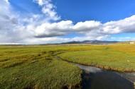 新疆巴音布鲁克草原风景图片(5张)