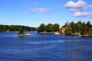 加拿大加东千岛群岛之千岛湖风景图片(22张)
