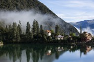 四川措卡湖风景图片(11张)