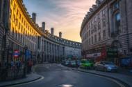 英国伦敦街头风景图片(9张)