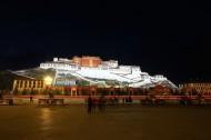 西藏布达拉宫图片(10张)