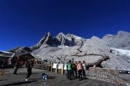 云南玉龙雪山风景图片(14张)