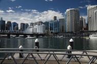 澳大利亚悉尼情人港风景图片(19张)