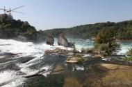 瑞士莱恩瀑布风景图片(9张)