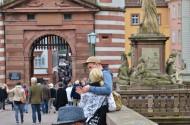 德国海德堡老城区风景图片(13张)