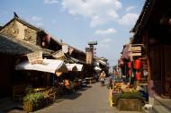 云南大理古城图片(10张)