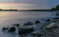 瑞士莱茵河畔风景图片(16张)