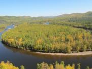 内蒙古呼伦贝尔大草原秀丽风景图片(12张)