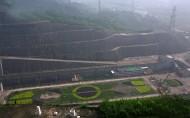 湖北三峡大坝风景图片(7张)