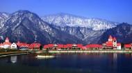 四川西岭雪山风景图片(8张)
