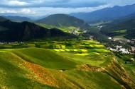 青海祁连卓尔山风景图片(17张)