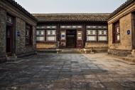 天津杨柳青石家大院风景图片(15张)