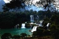 德天瀑布风景图片(6张)