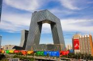 中央电视台建筑图片(34张)