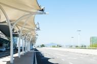 机场客运站内景图片(12张)
