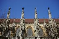 乌尔姆敏斯特大教堂图片(14张)