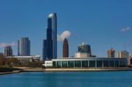 美国芝加哥风景图片(18张)
