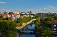 西班牙首都马德里风景图片(11张)
