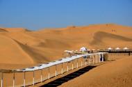 内蒙古鄂尔多斯响沙湾风景图片(8张)