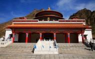 内蒙古阿拉善左旗广宗寺风景图片(13张)