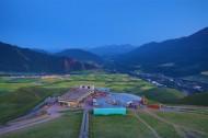 青海祁连卓尔山风景图片(11张)