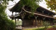四川成都望江楼公园风景图片(9张)