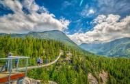 加拿大海天公路两旁的景色图片(13张)
