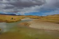 西藏班戈草原风景图片(21张)