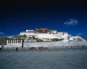 西藏布达拉宫图片(12张)