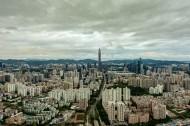 广东深圳城市建筑风景图片(12张)