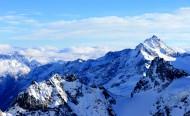 瑞士阿尔卑斯山风景图片(7张)