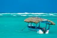 加勒比海码头风景图片(7张)