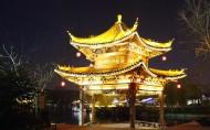 山东台儿庄夜景图片(10张)
