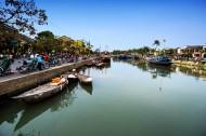 越南会安古城风景图片(6张)