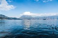 云南泸沽湖风景图片(9张)