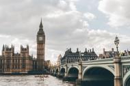 英国伦敦伊丽莎白塔图片(10张)