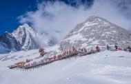 云南玉龙雪山风景图片(10张)