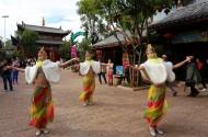 云南丽江宋城景区风景图片(13张)