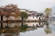 安徽黟县宏村图片(98张)