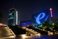 北京中关村夜景图片(11张)