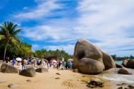 海南三亚天涯海角图片(23张)