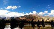 西藏雅鲁藏布江风景图片(8张)