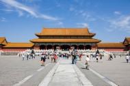 北京故宫太和门图片(28张)