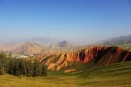 青海卓尔山风景图片(8张)