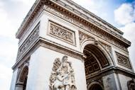 法国巴黎凯旋门图片(10张)