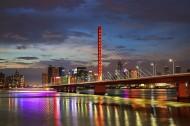 钱塘江夜景图片(12张)