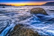 温哥华海滩风景图片(10张)